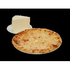 С сыром и грибами