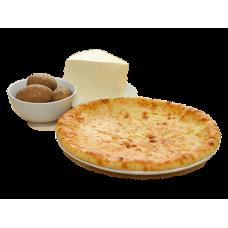 С картофелем и сыром