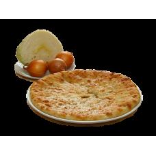 С капустой и яйцом