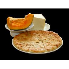 С тыквой и сыром